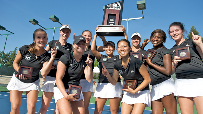 WOMEN'S TENNIS FALLS AT NO. 5 USC IN FIRST ROUND OF NCAA TOURNAMENT