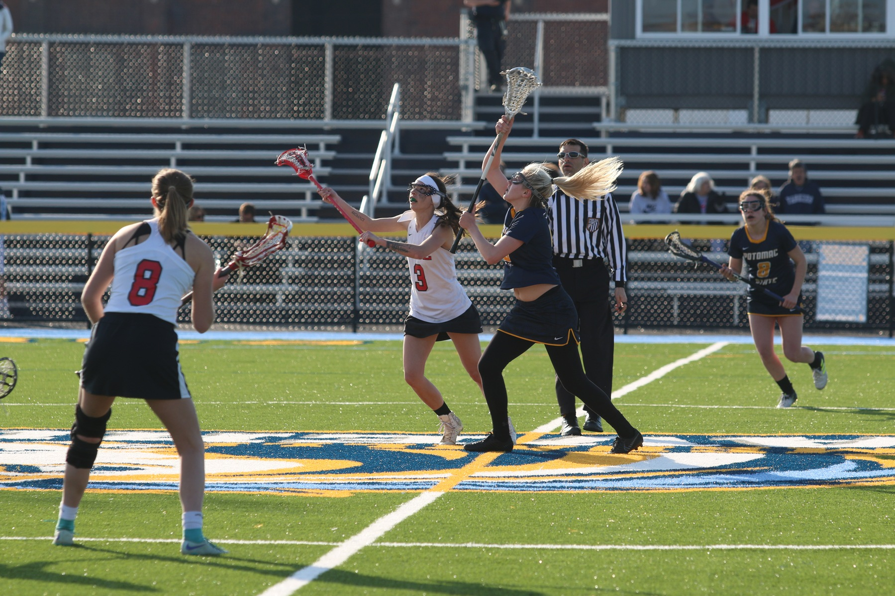Women's Lacrosse Wins Pair of Games Over North Country Community College
