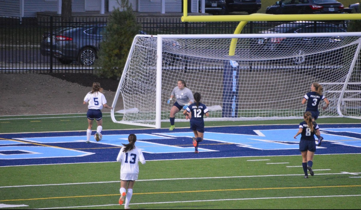Westminster Women's Soccer Clinches SLIAC Tournament Spot With Win