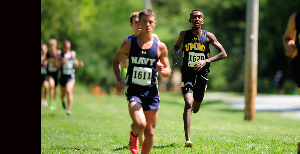 Omar Finishes in Fifth Place; UMBC Finishes in 3rd Place at America East Championships