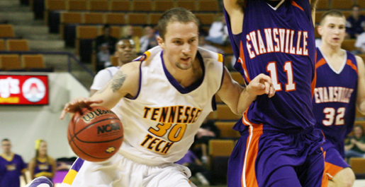 Evansville edges Tech in double overtime, 91-90