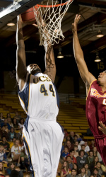 Gauchos Host Cal State Los Angeles Friday, Utah State Monday as 2008-09 Season Tips-Off