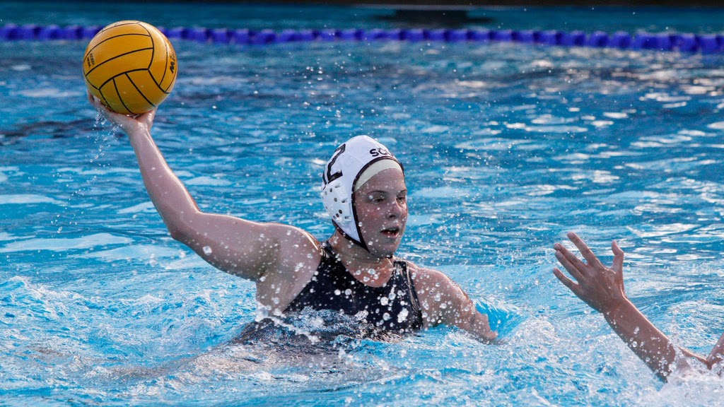 Women's Water Polo's Whitney Allen