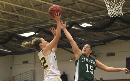 Second half surge propels Castleton to victory