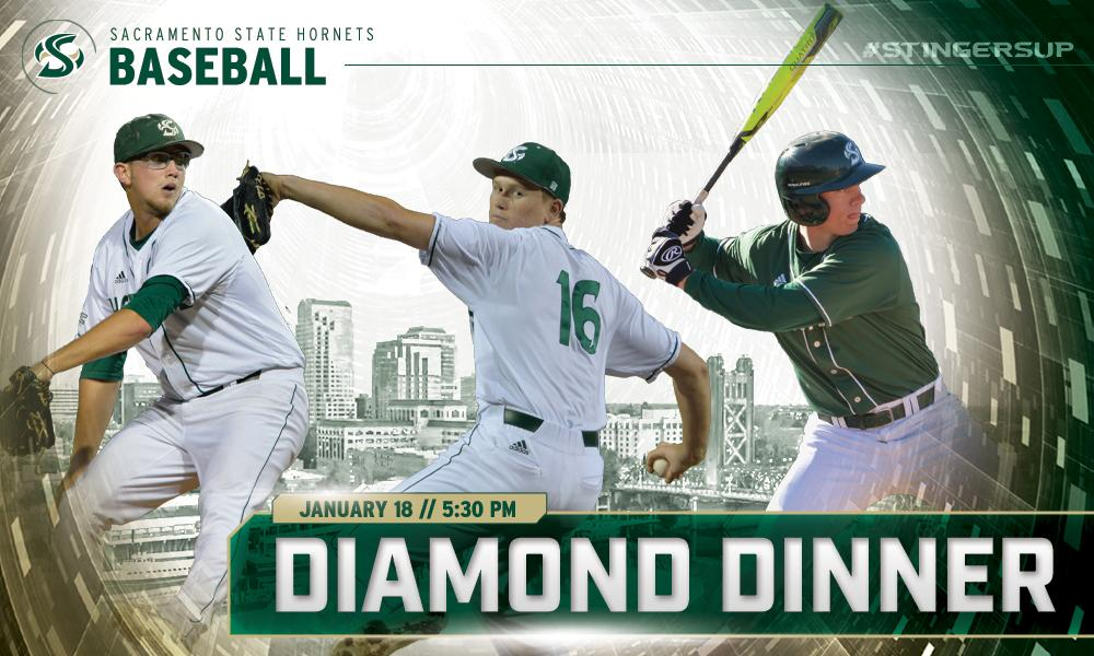 HORNETS BASEBALL HOSTS NINTH ANNUAL DIAMOND DINNER JANUARY 18
