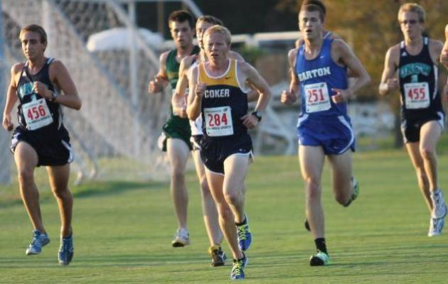 Coker's Cain Named Conference Carolina Men's Cross Country Runner of the Week
