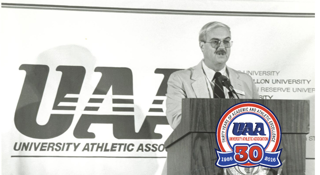 June 25, 1986: Formation of the UAA Officially Announced; Harry Kisker Recalls History