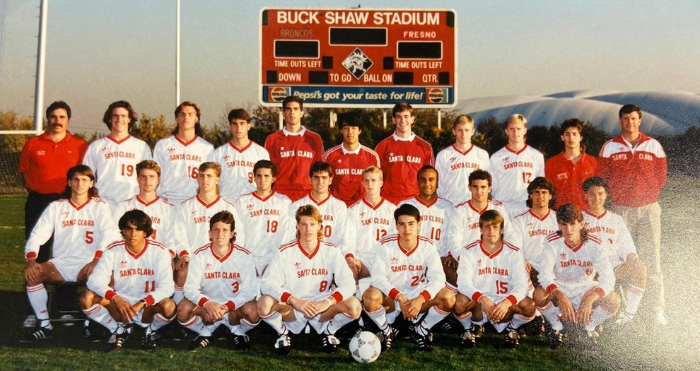 Men's Soccer 1989 National Champion Squad to be Celebrated During Grand Reunion