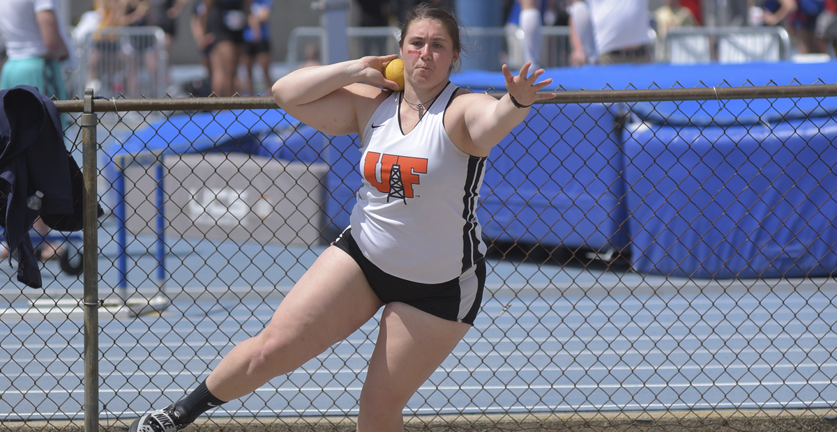 Oilers Compete at GVSU Last Chance Meet