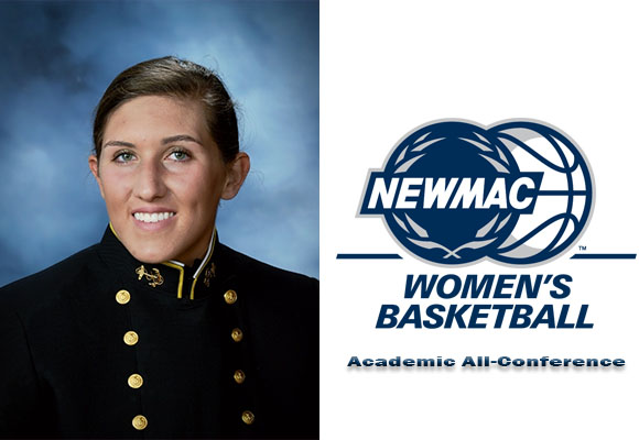Farabaugh Named to NEWMAC All-Academic Team