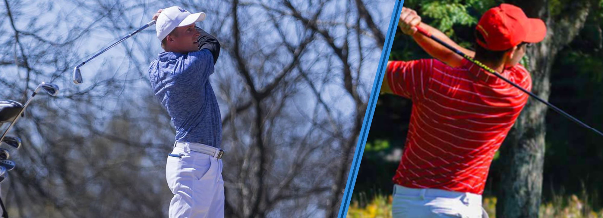 GVSU's Scott repeats as men's golf POTY; Ferris State's Hursey and Wittenbach also receive special honors
