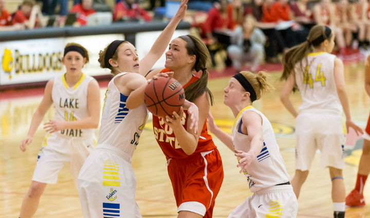 McInerney's Big Day Lifts Ferris State Women's Hoops To Home Win