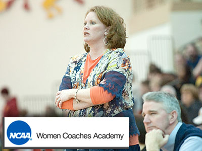 Tracey Dorow Taking Part In NCAA Academy