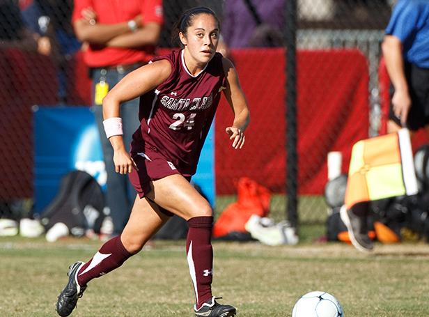 Soccer Star Lauren Matheson Living Up Senior Season