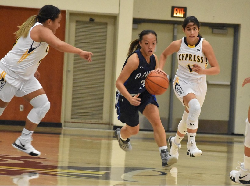 Nguyen, Bey Lead Warriors to Tough Win at Cypress