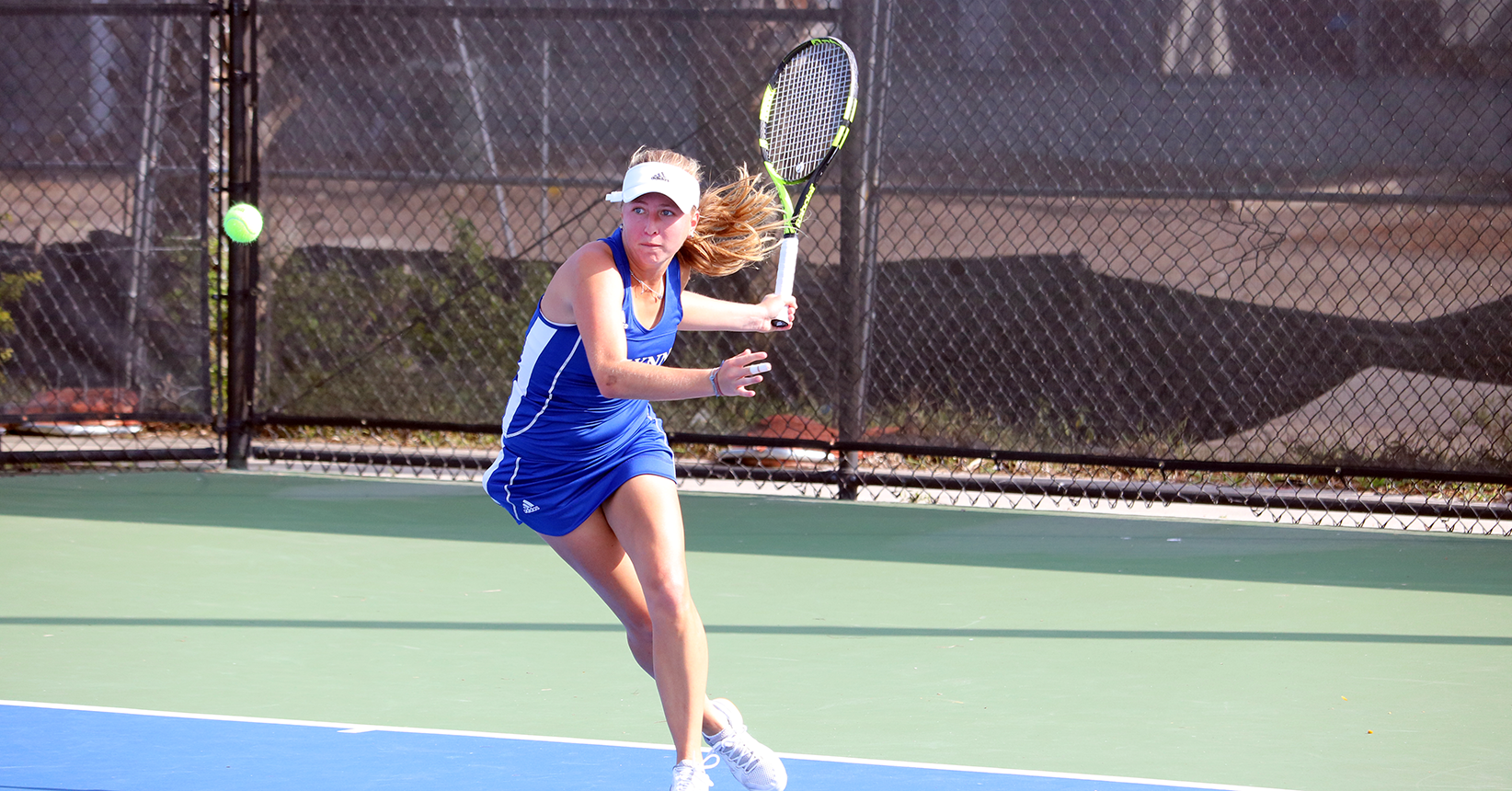 Women's Tennis Downs AUM, Wins 10th Straight