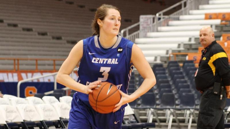 Women's Basketball Falls to #21 Syracuse