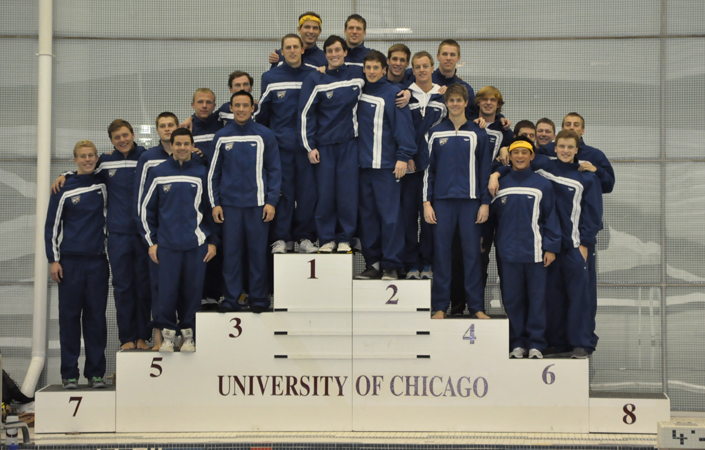 Emory Swimming & Diving Teams Win 15th-Straight UAA Championships