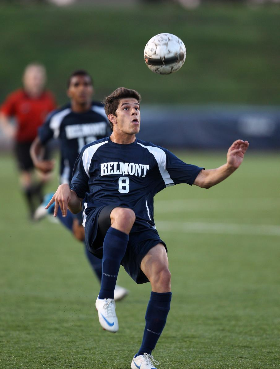 Men's Soccer Falls at Evansville