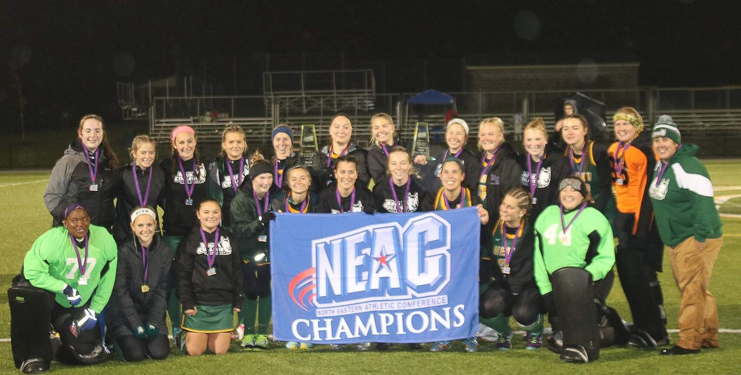 Wolves Win NEAC Championship