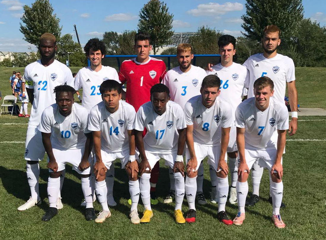 Iowa Western men's soccer drops first conference game of the 2018 season