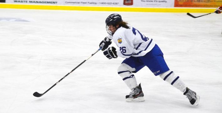 Men's Hockey opens season with 6-2 NCHA win over Lawrence