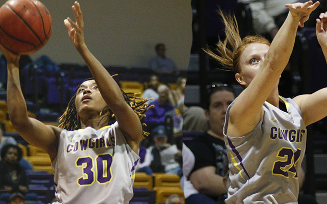 Cowgirls Honored By The ASC