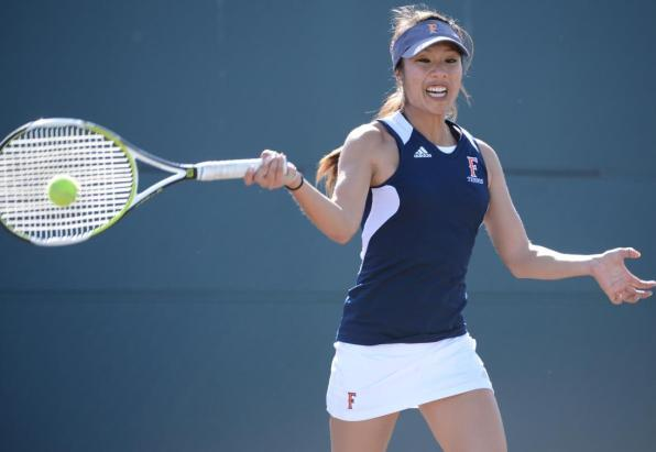 Mai Named Big West Tennis Athlete of the Week