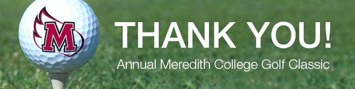 Annual Meredith College Golf Classic