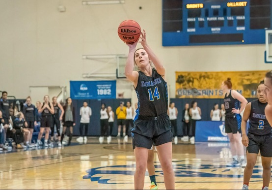WOMEN'S BASKETBALL WINS IN OT TO ADVANCE TO GNAC CHAMPIONSHIP, 78-72