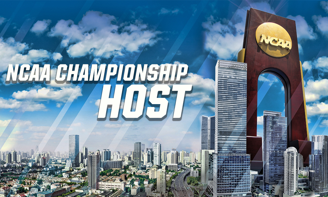 MEN'S BASKETBALL TOURNAMENT PART OF FIVE NCAA CHAMPIONSHIPS HEADED TO SACRAMENTO