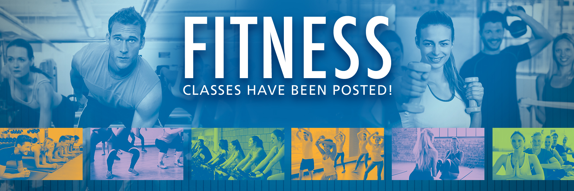 REGISTER TODAY FOR GEORGE BROWN SUMMER FITNESS CLASSES