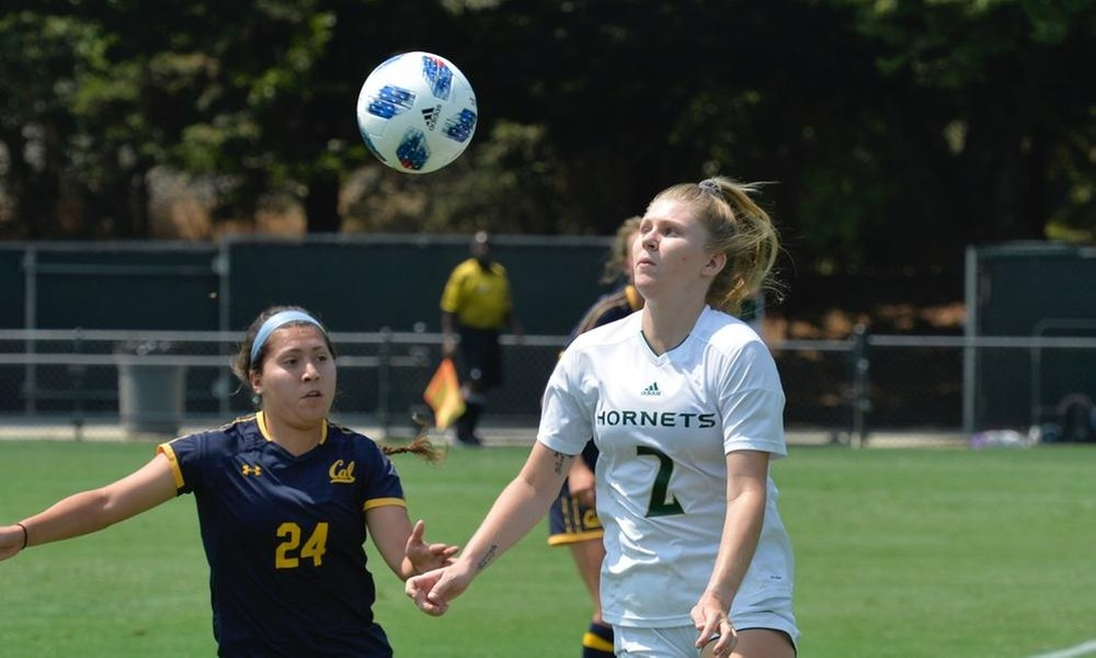 LATE GOAL NOT ENOUGH FOR WOMEN'S SOCCER IN 2-1 LOSS AT UNLV