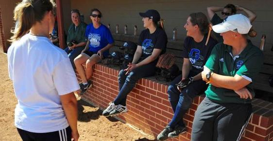 GC Softball Plays Alumni Game In Memory of Former Bobcat