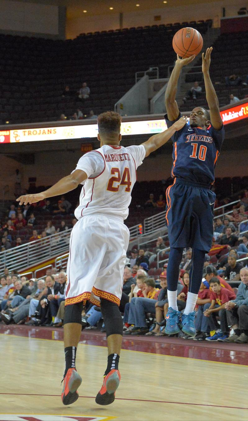 USC 53, Cal State Fullerton 49 (Nov. 25, 2014 | Photos by ...