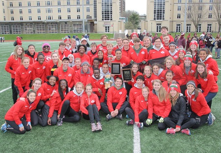 Washington University Sweeps UAA Outdoor Track & Field Titles in Pittsburgh