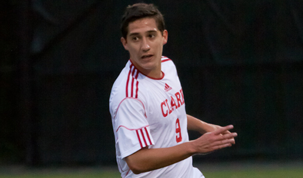 Zapata Named Men's Soccer Captain For 2014