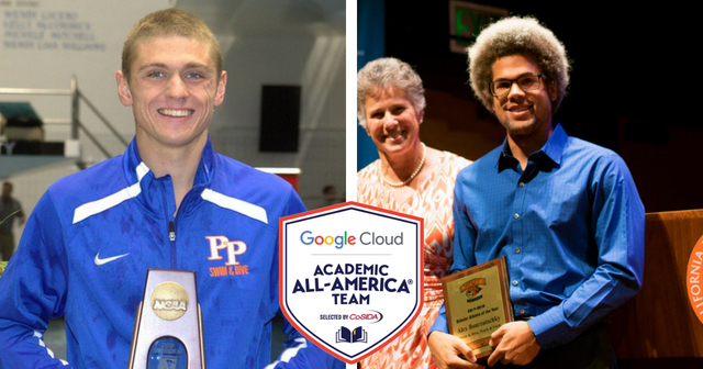 Bourzutschky of Caltech and Hallman of Pomona-Pitzer Named Google Cloud Academic All-America At Large