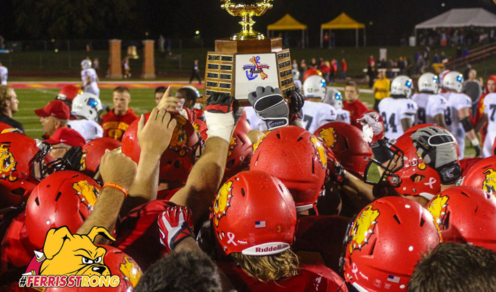Ferris State Football Banquet Set For Sunday, Nov. 17