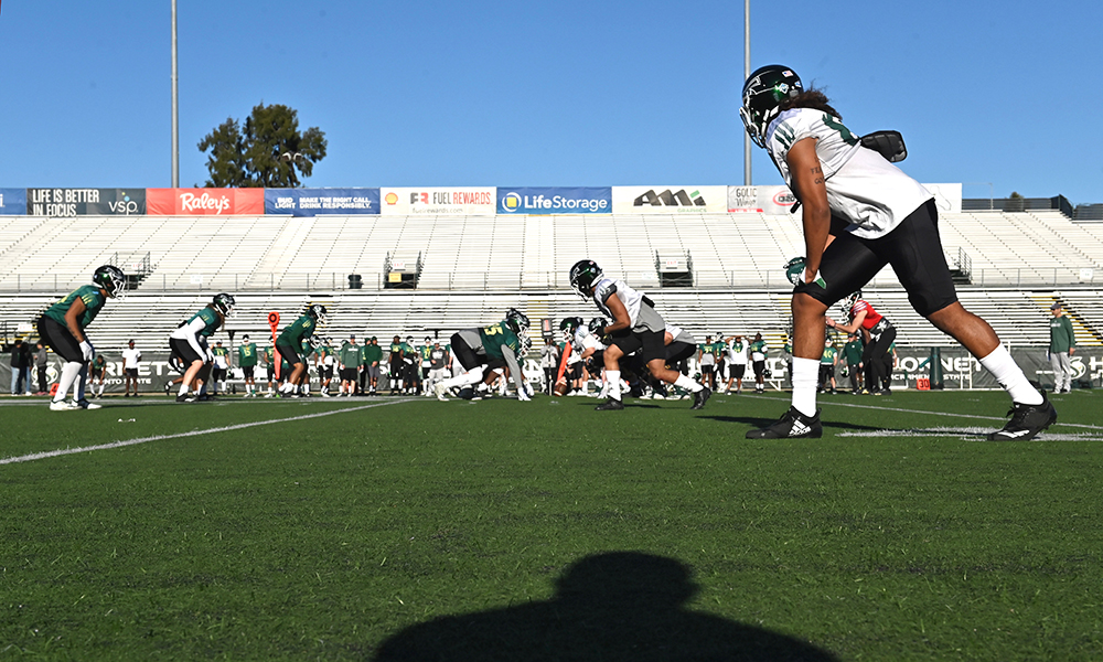 SECOND SCRIMMAGE SET FOR SATURDAY PLUS TRAINING CAMP NOTEBOOK