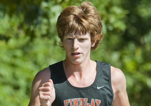 Cross Country Competes at the Ohio Weslyan Invitational