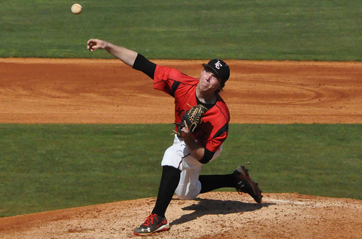 Baseball: Panthers fall to third-ranked Birmingham-Southern in non-conference game