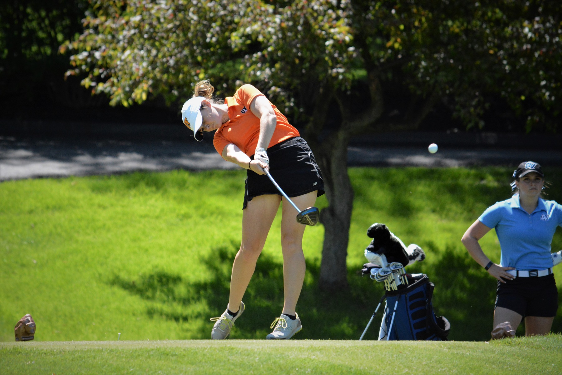 Oilers Fall to Fourth After Round 2 at East Regional