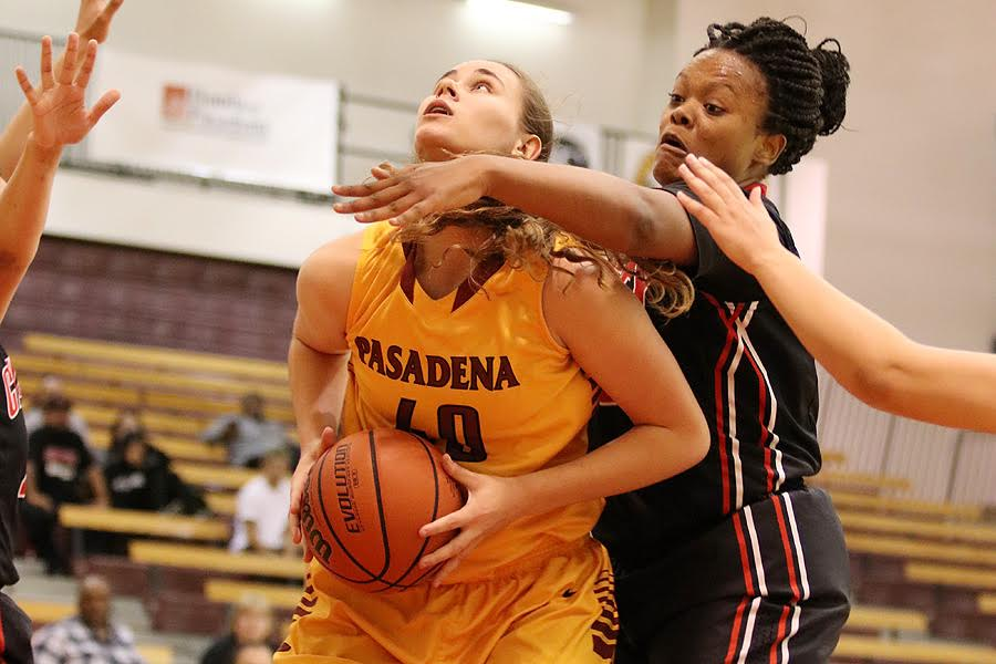Alisa Shinn led the Lancers in Friday's road win.