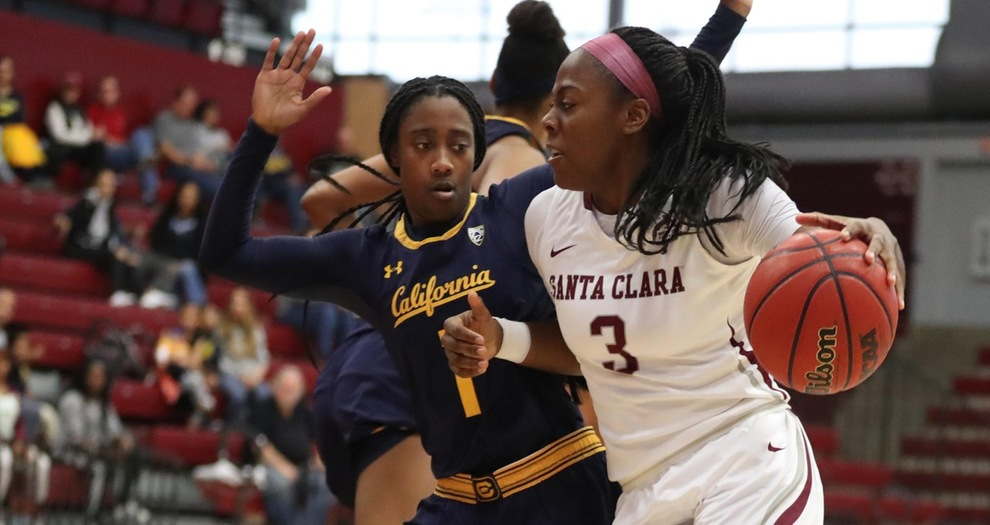 Slow Start Sinks Women's Basketball vs. No. 24 Cal