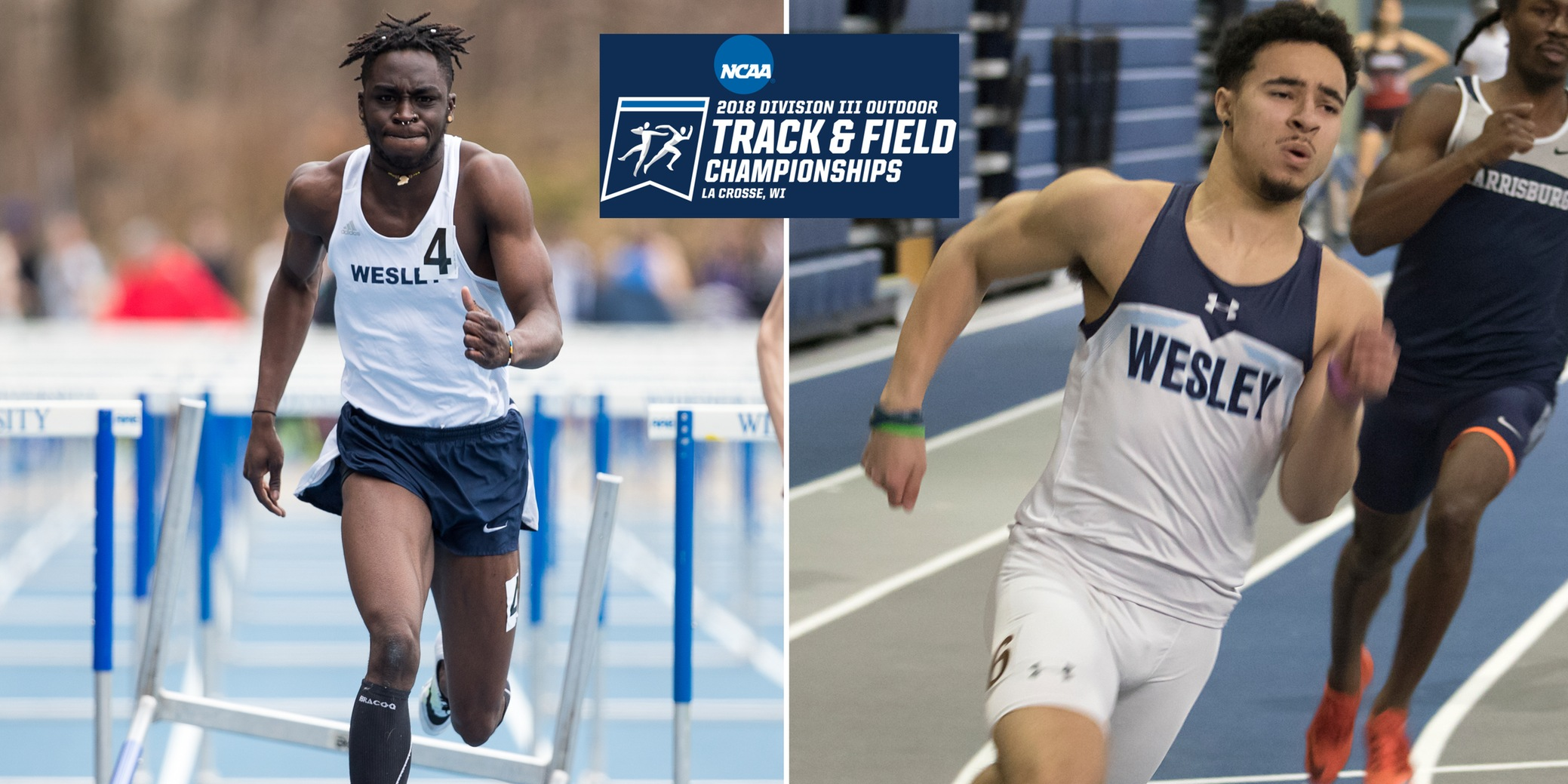 Attoh-Okine, Kalieta advance to finals in second day of NCAA Championships