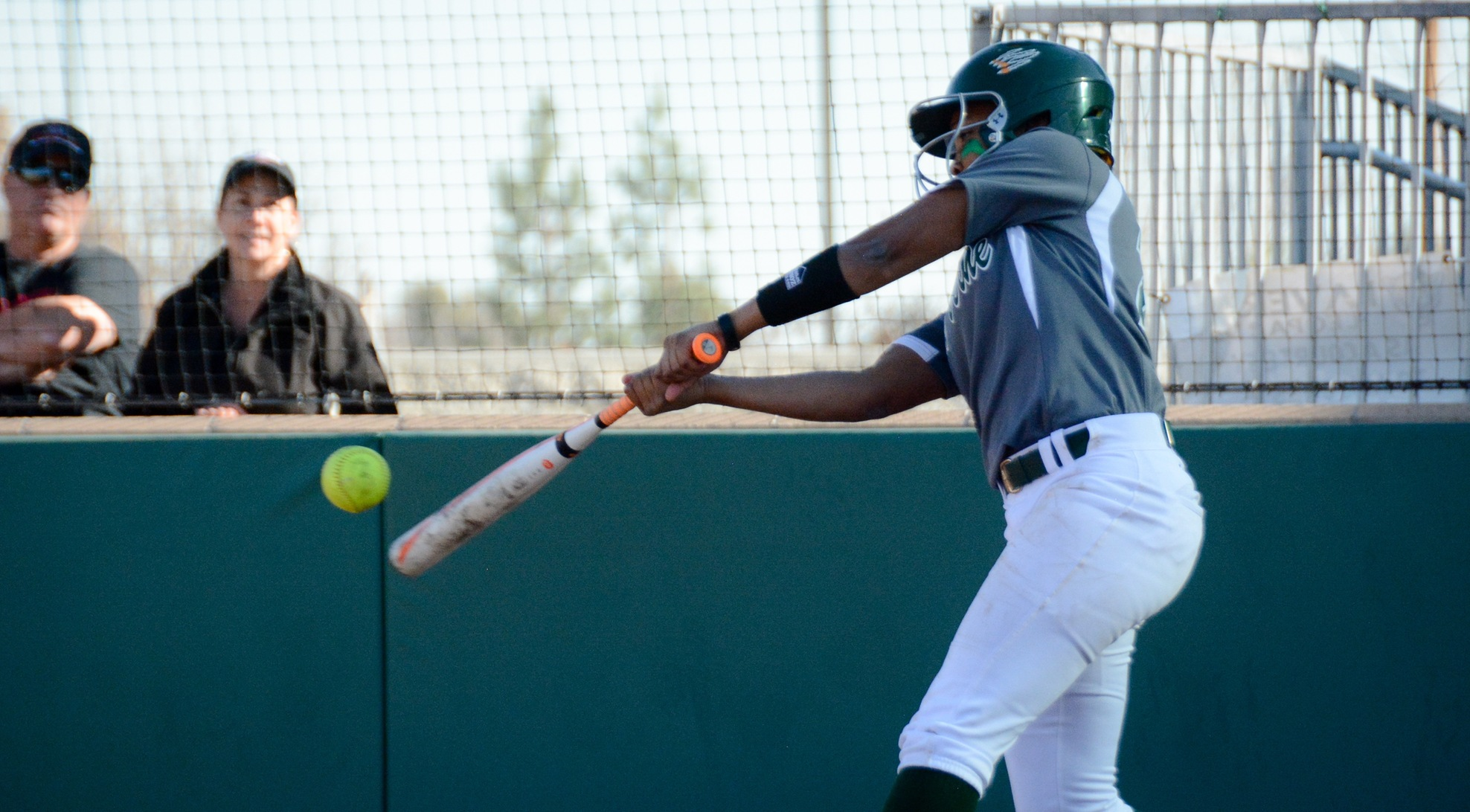 Softball sweeps No. 19 Williams