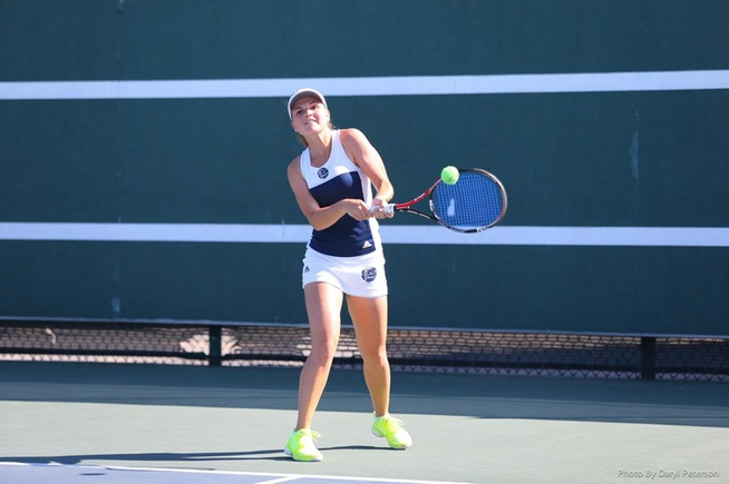 File Photo: Petra Such eliminated in state singles in Round of 16