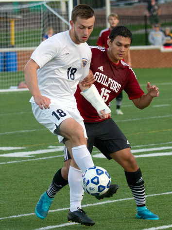 Emory & Henry Men's Soccer Places A Pair On All-ODAC Teams