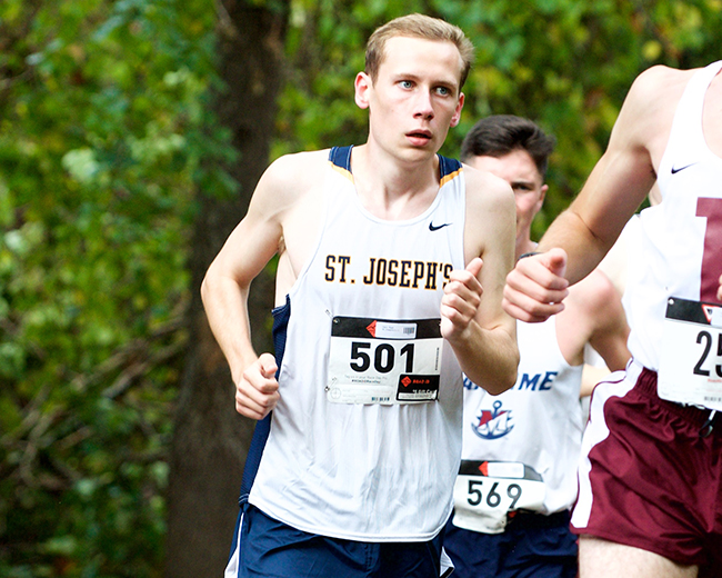 Cross Country Wraps Season at NCAA Atlantic Regionals